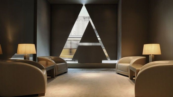 The Armani Hotel in Milano - showcasing the very latest in Italian design from global fashion brand leader Armani - picture 01