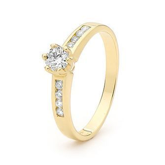 Buy our Australian made Engagement Ring - 0.46 Carat - June - BEE-25269-B50 online. Explore our range of custom made chain jewellery, rings, pendants, earrings and charms.