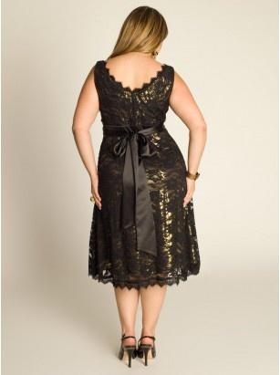 Plus Size Cocktail Dresses by IGIGI