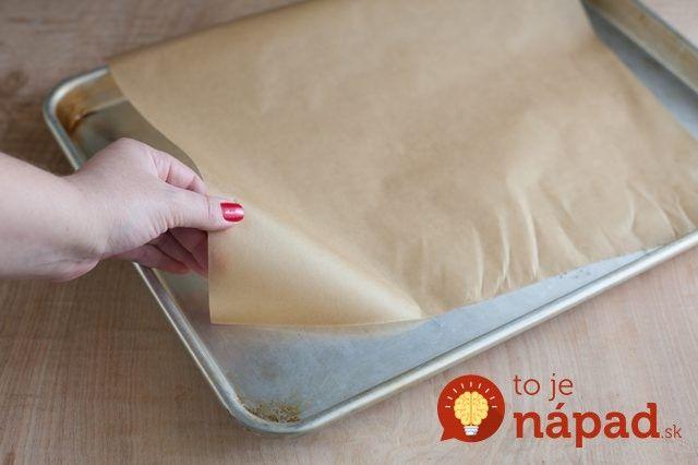 Ak radi pečiete domáce dobroty, papier na pečenie je aj u vás doma určite nevyhnutnou výbavou.