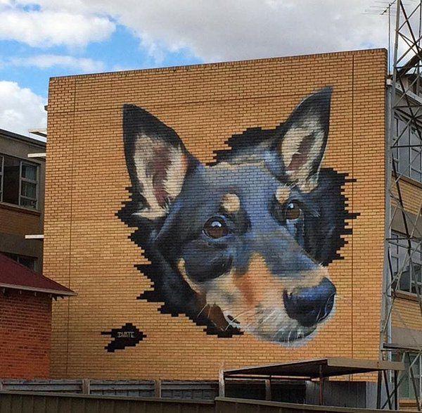 Dvate -Victoria ,Australia