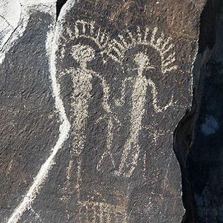 The Rock Art of the Oregon Territory