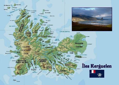 Kerguelen-Islands-Map-New-Postcard
