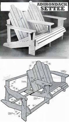 Adirondack Chair Plans Small Adirondack Chairs Plans A Home Decoration Improvement Adirondack Rocking C...