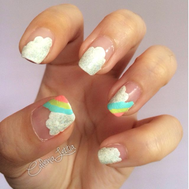 NAILART DESIGN!   Somewhere over the rainbow...~  Say hi to weekend beauties! Xoxo #calenialetitia✨ #nails #nailartaddict #nailartist #nailartpromote #naildecor #naildesign #so_nailicious #selenade_nails #instanailart #instanails #instabeauty #anastasiabeverlyhills #nailartindo #seizethenails #nailartlover #thenailartstory #nails2inspire #nailitmag #naialrtappreciation #nailartohlala #nailartclub #alltimenails #sgnailartpromite #dailynailart #fuckyeahnailart #itusfeatures