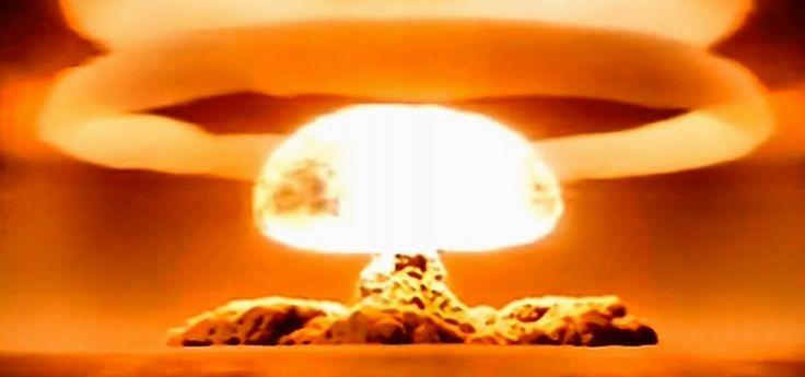 czar bomb | Bombe nucleaire - Essai de la Tsar Bomb atomique 50 mégatonnes en ...