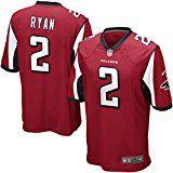 "Matt Ryan Atlanta Falcons Nike Game Jersey ""Ships from USA"" (Red X-Large)"