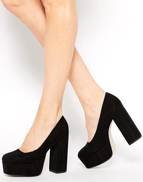 ASOS PUPPET Platforms. Would prefer the heels to be not so chunky, but still bit chunky :)