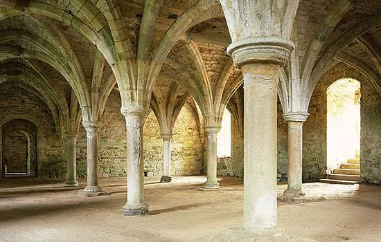9. Battle Abbey, England (2001)