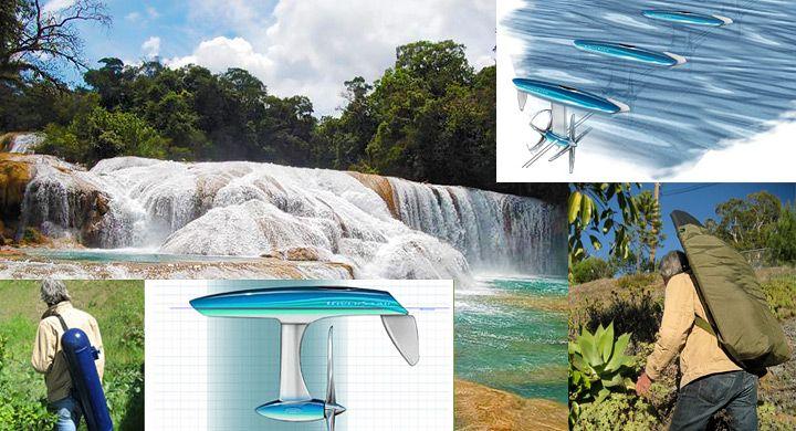 Micro hidroelectrica
