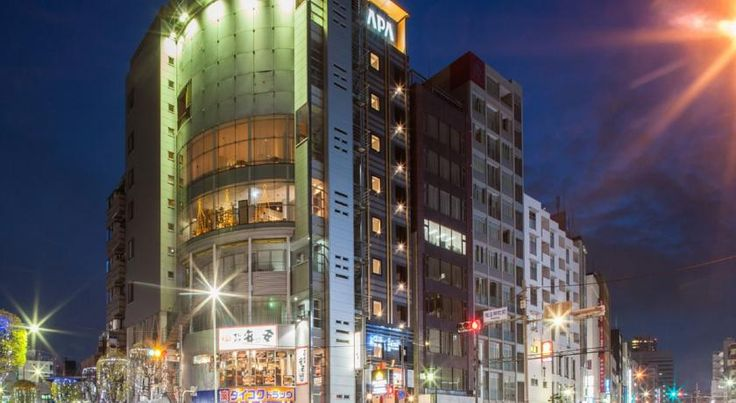 Located in the lively Kabuki-cho area, APA Hotel Higashi-Shinjuku Kabukicho offers free WiFi, a 24-hour reception and well-equipped rooms with city views.
