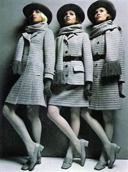 sixties fashion The second half of the sixties begins quietly but the dynamic social changes sweeping the world would soon manifest themselves in fashion a new freedom in hemlines.