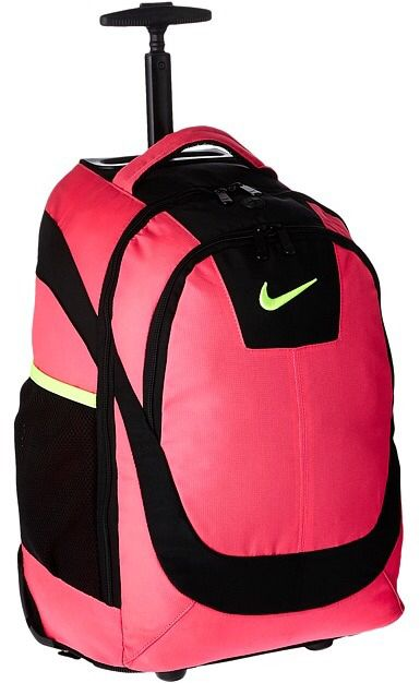 Nike Kids - Rolling Backpack 3 Backpack Bags