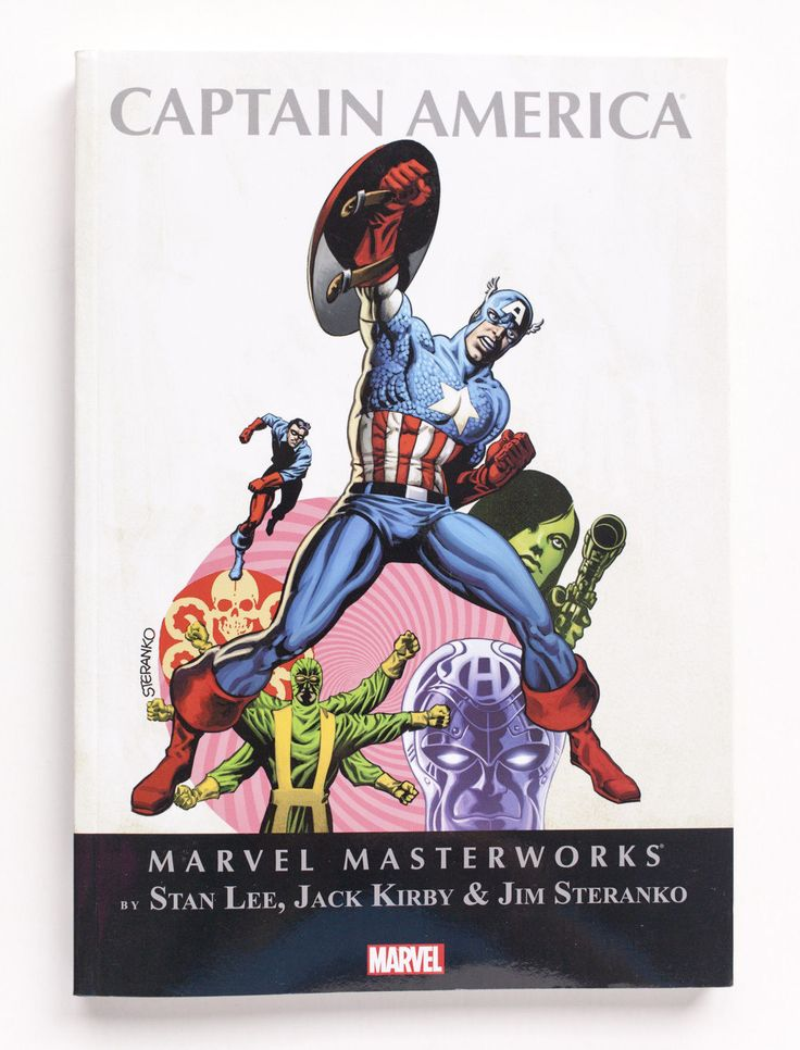 Captain #america vol. 3 #marvel masterworks graphic novel #comic book,  View more on the LINK: http://www.zeppy.io/product/gb/2/182246906835/