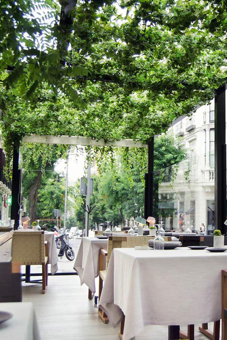 Proyecto Forja Y Madera Restaurante Alameda Decoracion De