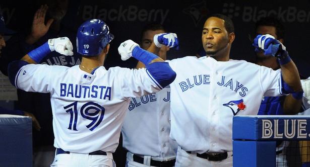 Griffin: Blue Jays slugger Jose Bautista unconcerned by slow start