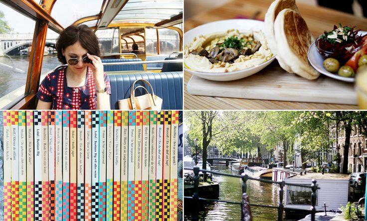 Creatives Sara Edström tipsar om aktiviter, mat och shopping i Amsterdam