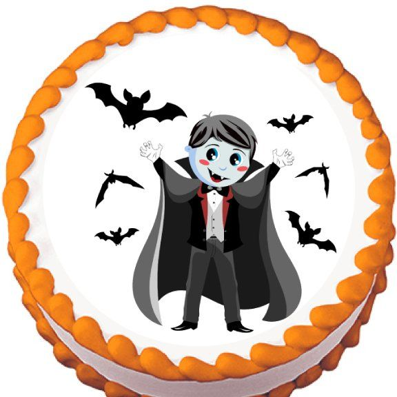 halloween cake toppers uk