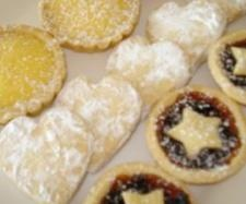 Christmas Shortbread - used three ways - a Thermomix recipe