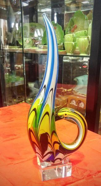 GA1135   -   Italian Munaro Glass c1958
