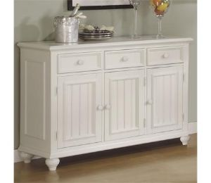 Beautiful White Dining Room Server   Google Search