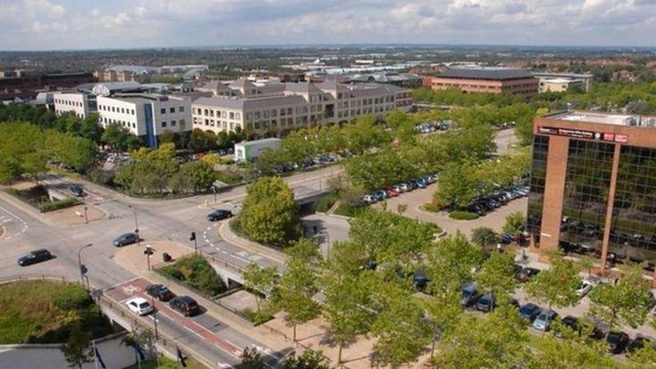 'New town' Milton Keynes celebrates 50th anniversary - BBC News