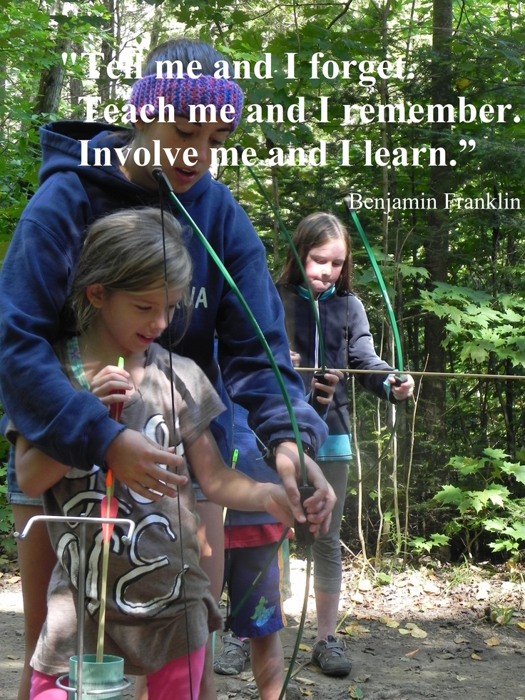 Start learning this summer by becoming involved with Can-Aqua.