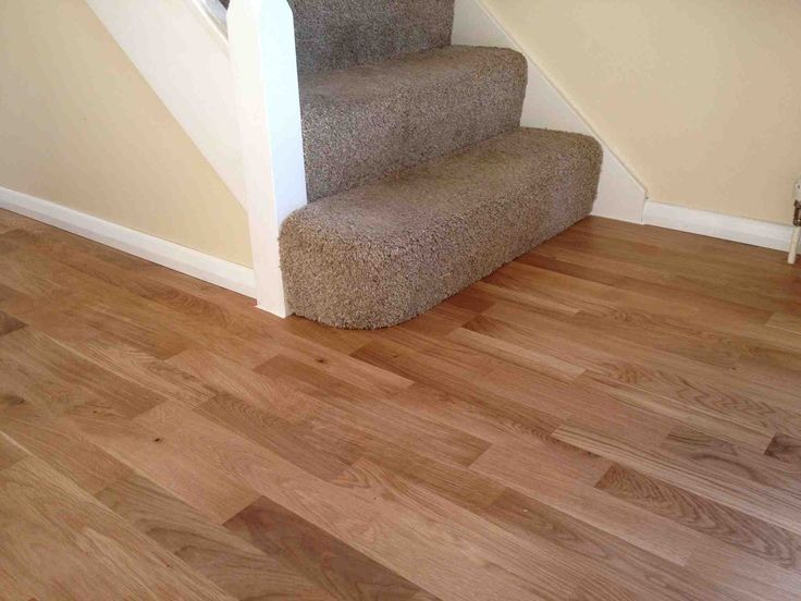 Solid Wood Floor Edging
