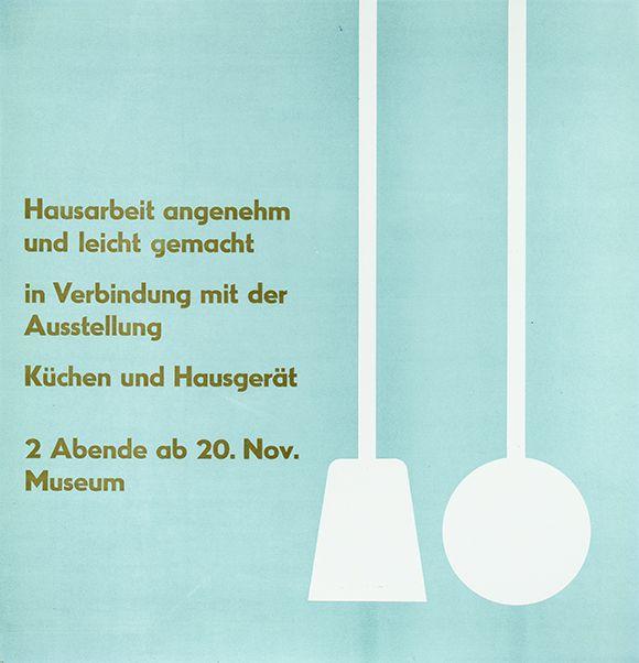 Popular Hausarbeit angenehm und leicht gemacht In Verbindung mit der Ausstellung K chen und Hausger t Ulmer