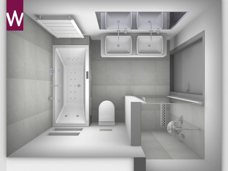 61 best images about 3d badkamer ontwerpen on pinterest toilets shape and elk - Badkamer meubilair ontwerp eigentijds ...