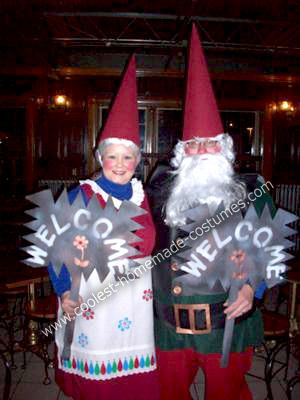 18 Best Images About Halloween Garden Gnomes On Pinterest