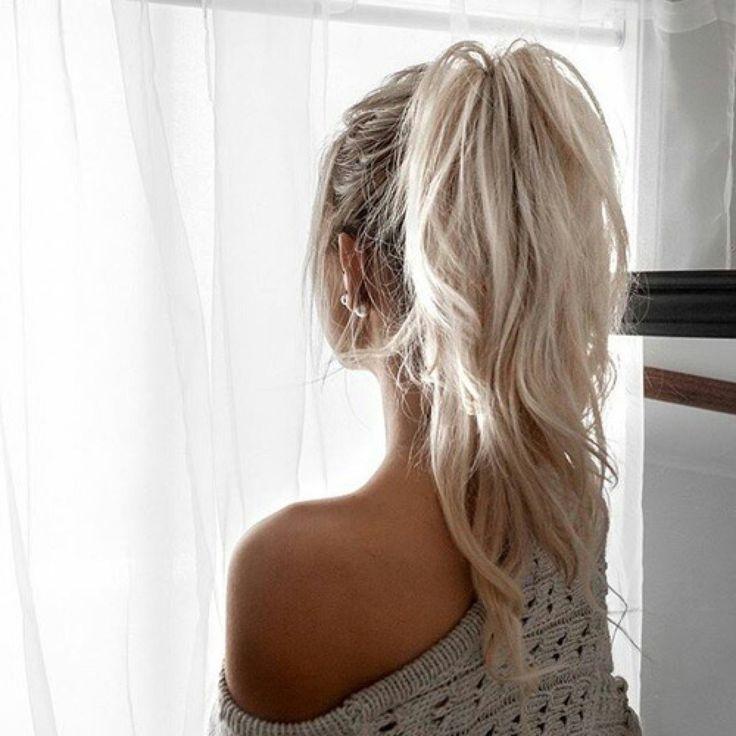 Картинки девушки на аву блондинки со спины