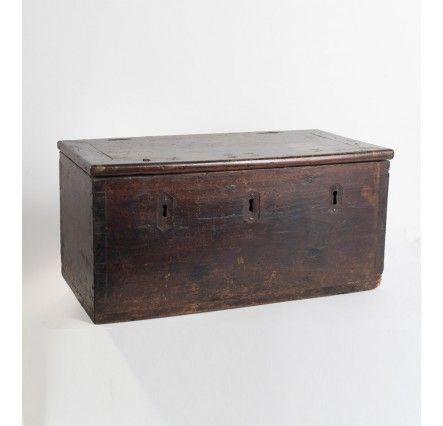 Caja s.XVIII