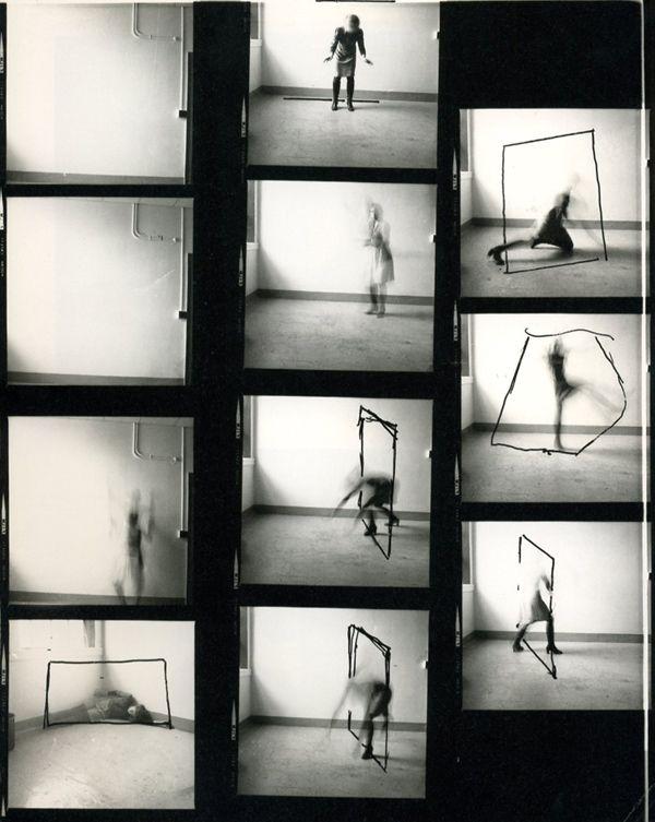 Francesca Woodman - Untitled, Providence, Rhode Island, 1976