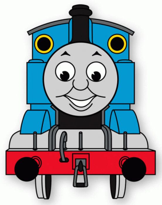 clip art thomas train - photo #13