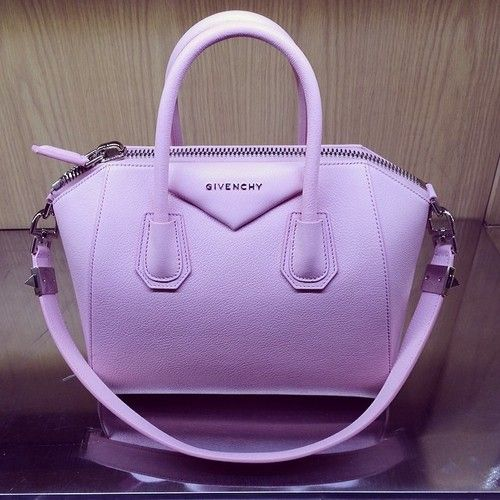 Lavender Givenchy Tote