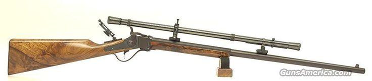 "Dakota Arms ""Sharps"" 22 Hornet"