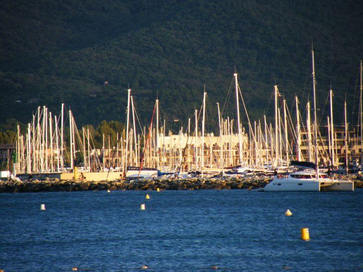 Baai Zuid Frankrijk