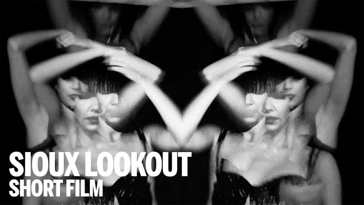 """""""Sioux Lookout"""" from the new Daniel Lanois album Flesh And Machine. A  film by Adam CK Vollick and Daniel Lanois with Carolina Cerisola"""