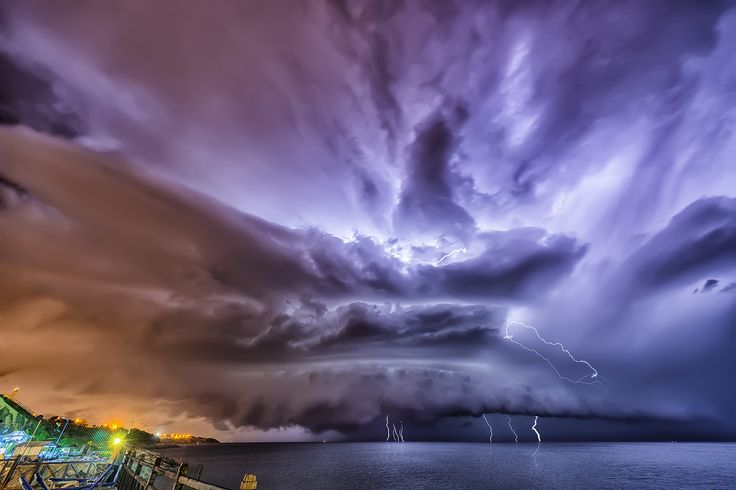 Supercell by Czakó Balázs on 500px