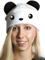 crazyheads Fleece White Panda Hat- SALE $9.99