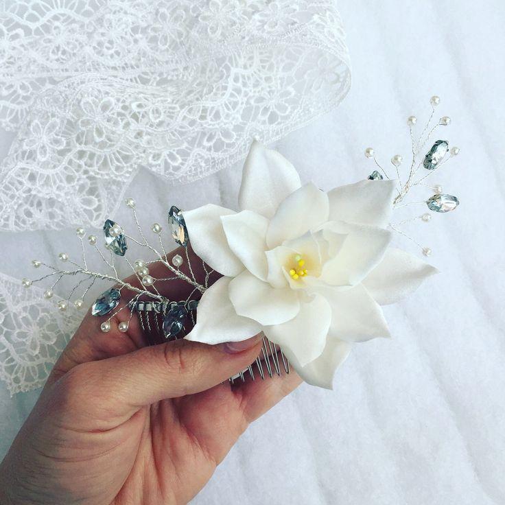 Un preferito personale dal mio negozio Etsy https://www.etsy.com/it/listing/522750571/pettine-decorativo-sposa-accessori
