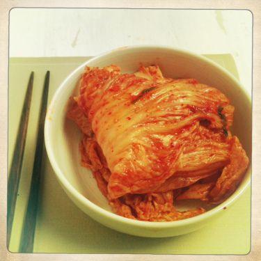 Gloire au Kimchi (et la recette du kimchi maison selon Pierre Sang)