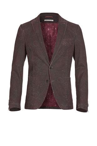 #MOMENTUMforbeautifulpeople  DRYKORN men's tailored jacket
