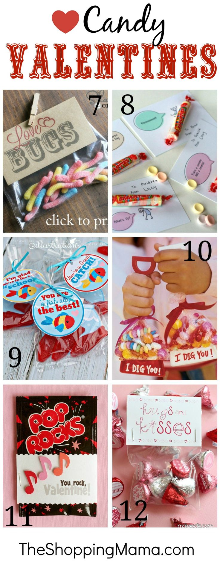 Best Kids Valentine Ideas on PinterestThe Shopping Mama