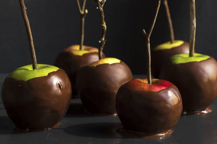 Candied Apples As Decor? Try This Fresh Take on Dessert and Design - Garden Collage