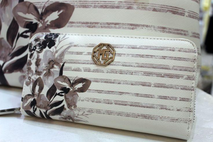 Marina Galanti flowery purse