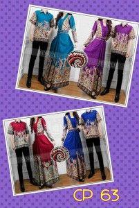 Model baju muslim couple terbaru Cp63