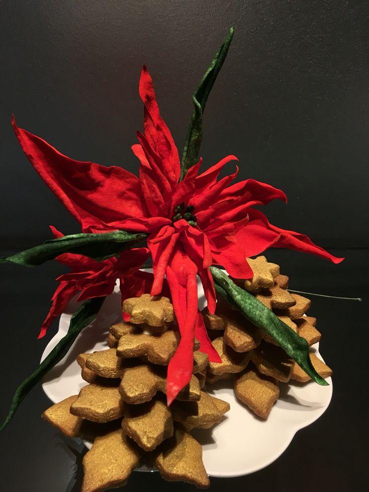 Wafer Paper e albero biscotti
