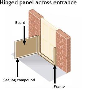 Diy home flood barriers